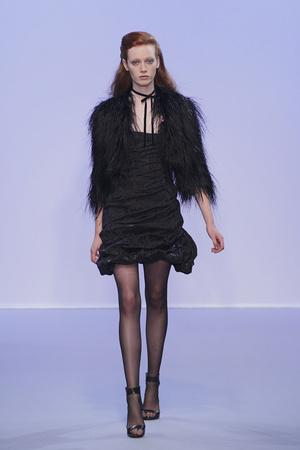 Показ Christophe Josse коллекции сезона Осень-зима 2010-2011 года Haute couture - www.elle.ru - Подиум - фото 167186