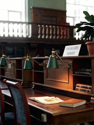 Закончилась реставрация главного читального зала РГБ (фото 3)