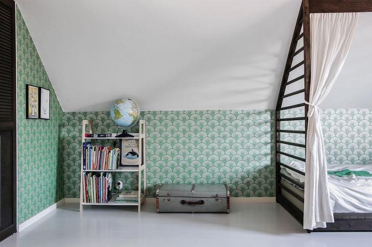 100% сканди-шик: дом в шведской глубинке (фото 23)