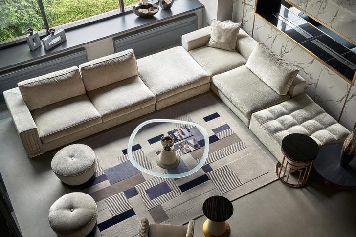 Новые ковры Евы Бергман для Le Kovёr (фото 4)
