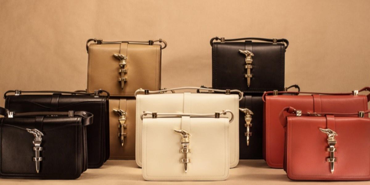 Крупным планом: обновленный дизайн архивной сумки Trussardi