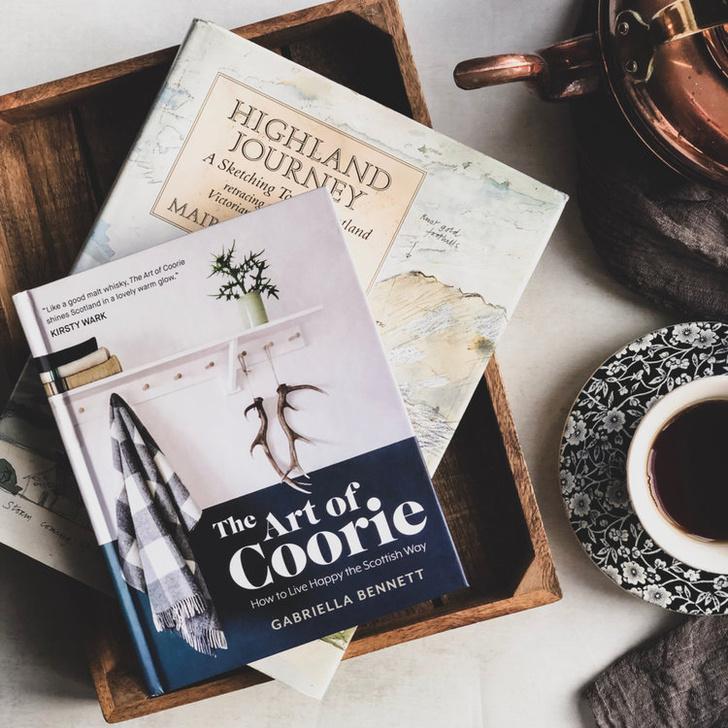 8 советов из книги «Coorie. Шотландское искусство счастья» (фото 0)
