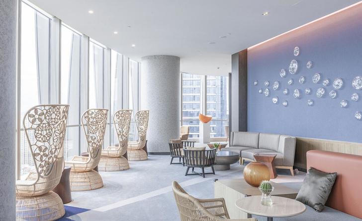 Hyatt Place Hotel: новая дизайн-точка на туристической карте Китая (фото 2)