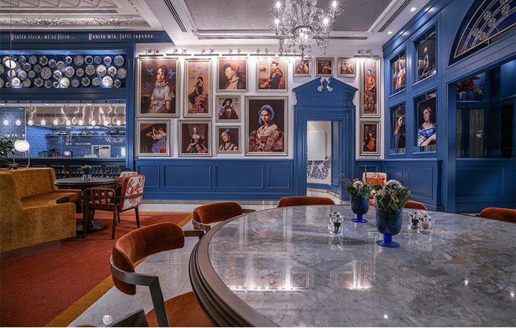 Расцвет Ренессанса: ресторан и бар в Турции (фото 2)
