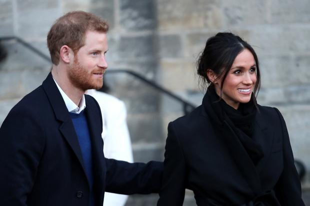 Меган Маркл и принц Гарри уже получают свадебные подарки (фото 1)