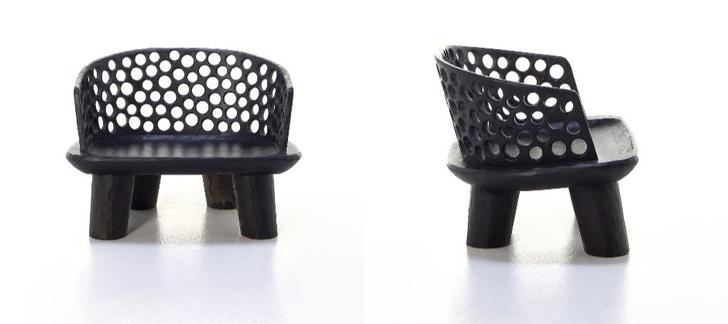 Кресло-тотем Паолы Навоне (фото 0)