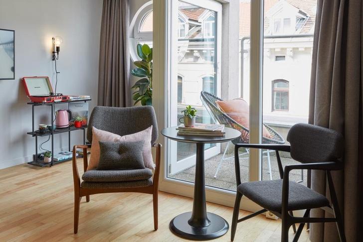 Солнечный отель Max Brown 7th District в Вене (фото 4)