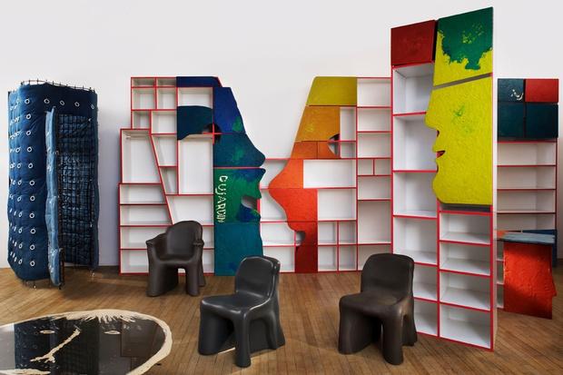 Лучшие проекты на Design Miami/Basel 2018 (фото 18)