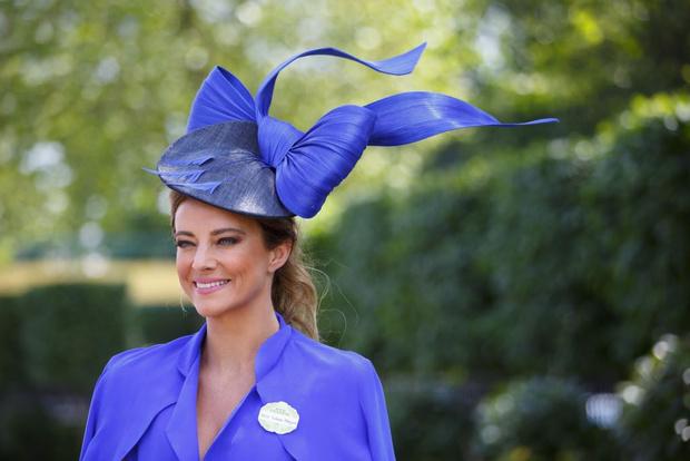 Самые необычные шляпы королевских скачек Аскот 2015