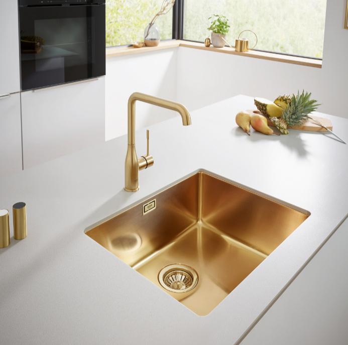 Золотая лихорадка: техника и декор в цвете золота (галерея 2, фото 3)