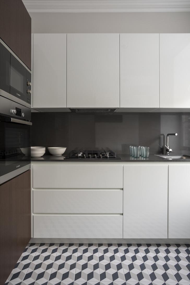 Квартира 53 м²: проект бюро Porte Rouge (фото 12)