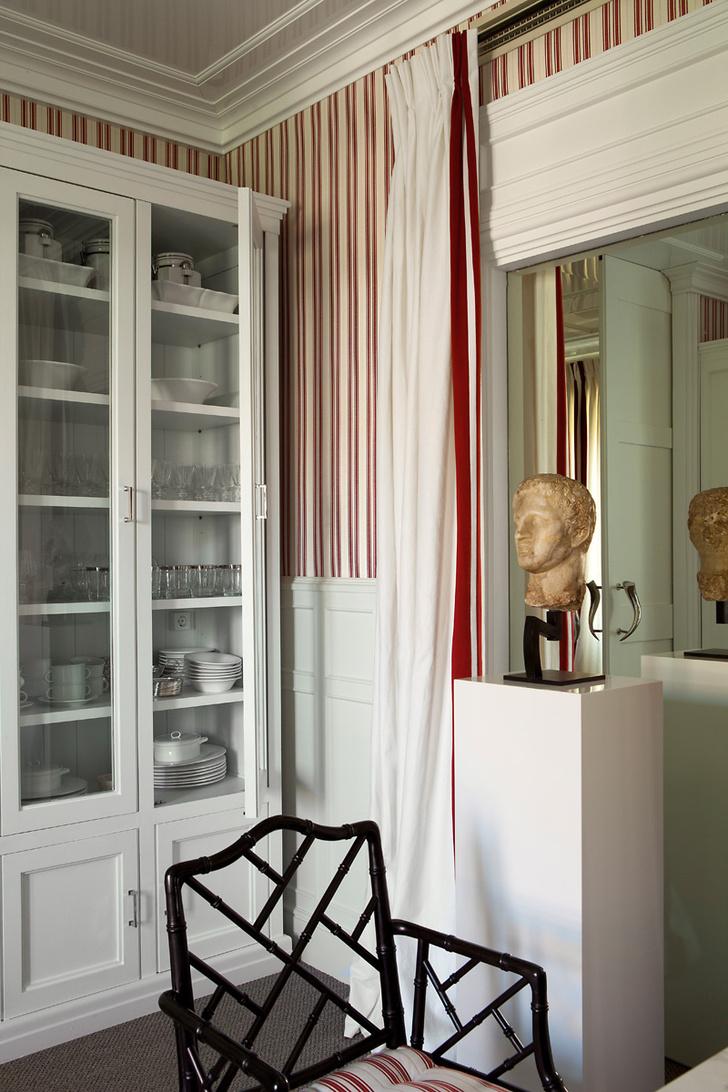 Белый интерьер: дом в Мадриде
