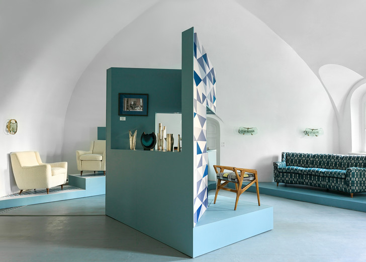 Выставка Gio Ponti & Amici в галерее дизайна MIRRA (фото 11)