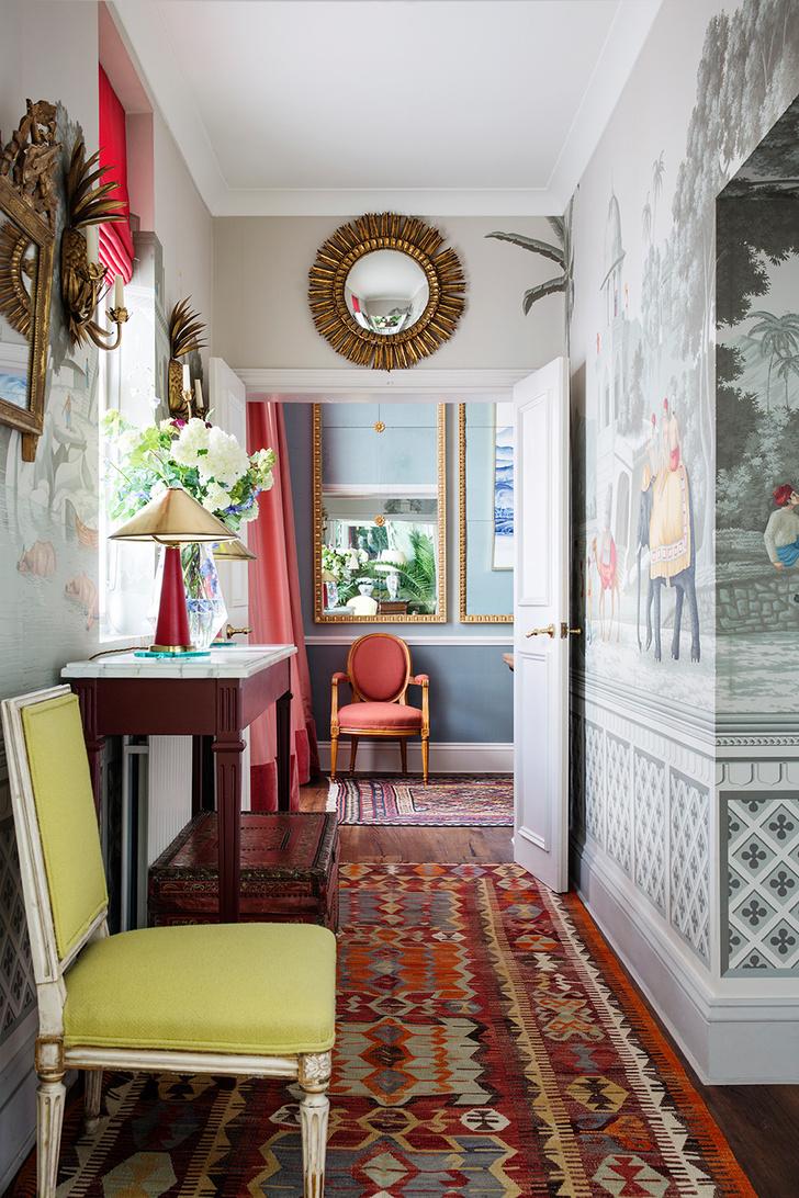 Дом Сесил Гурне: вальс цветов (фото 3)