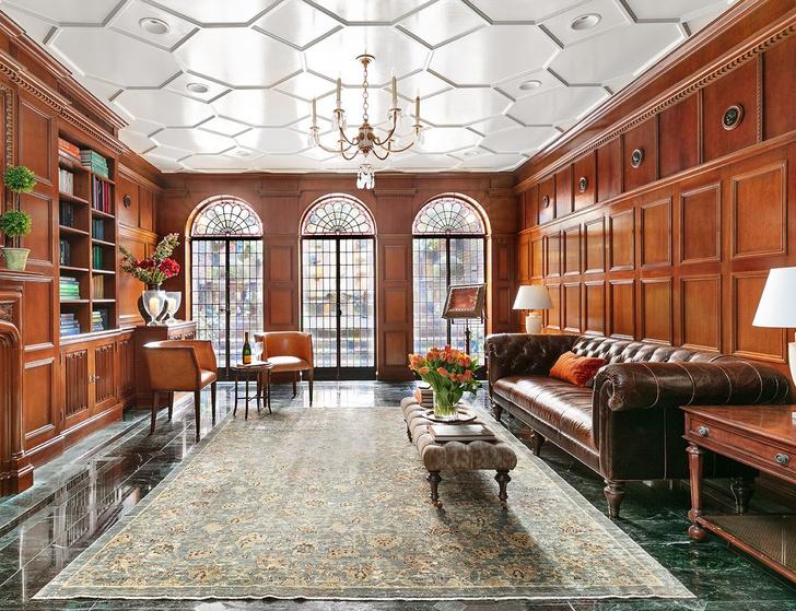 В Нью-Йорке продается бывший дом Элеоноры Рузвельт (фото 0)