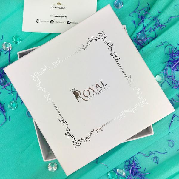 Guilty pleasure: коробочки красоты Royal Samples | галерея [1] фото [1]