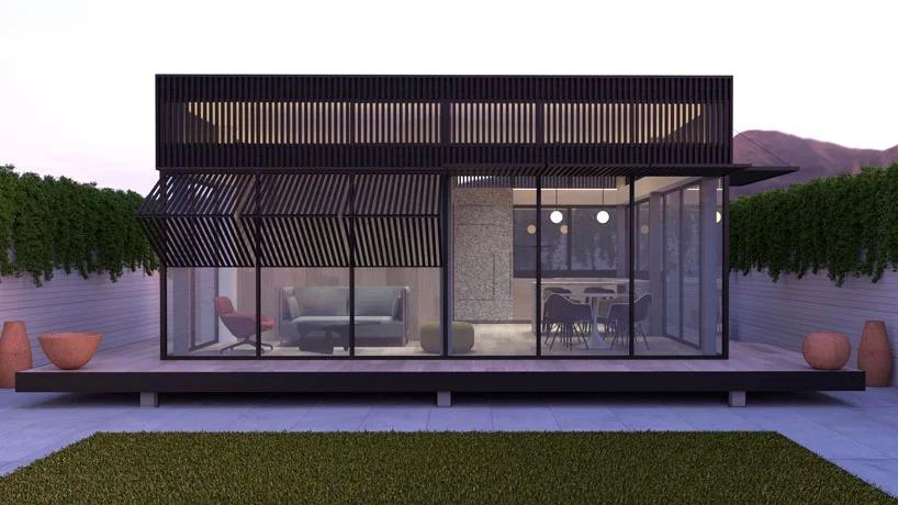 Префабы Ива Беара — сборные дома будущего (галерея 5, фото 2)