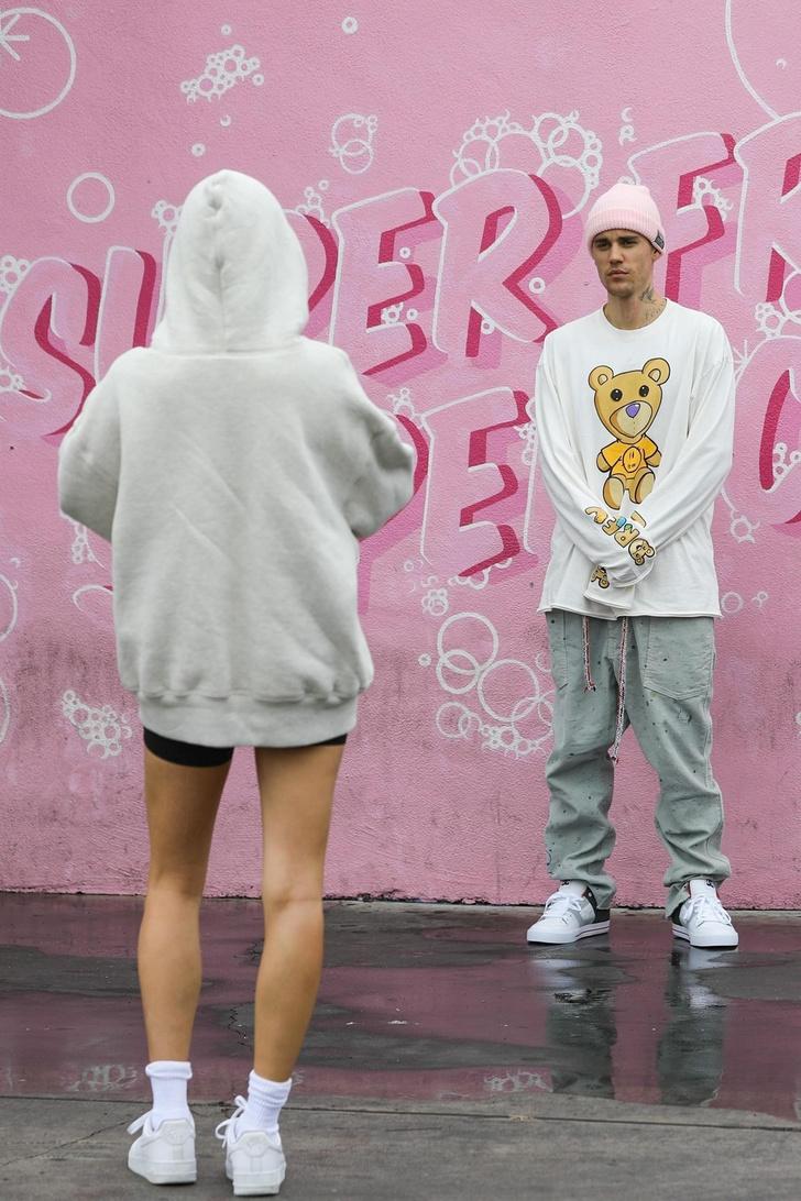 Хейли Бибер — самая крутая #инстажена в Лос-Анджелесе. Джастин подтвердит (фото 1)