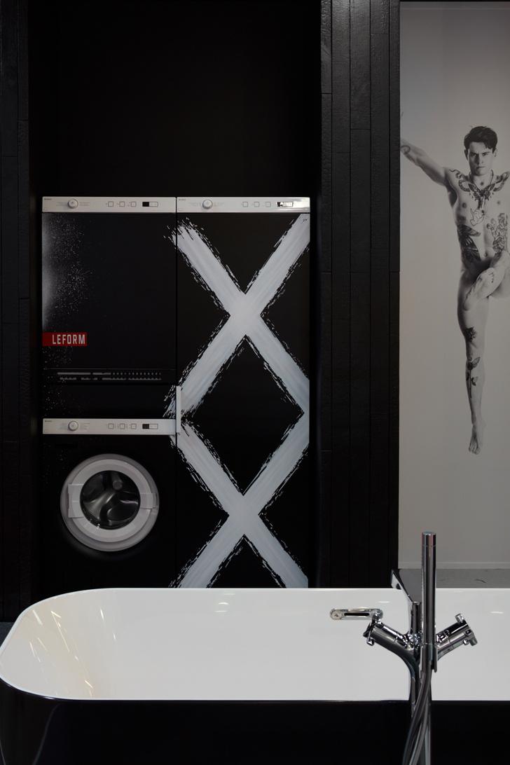 Bathroom Biennale: ванная комната суперзвезды от Дианы Балашовой (фото 5)