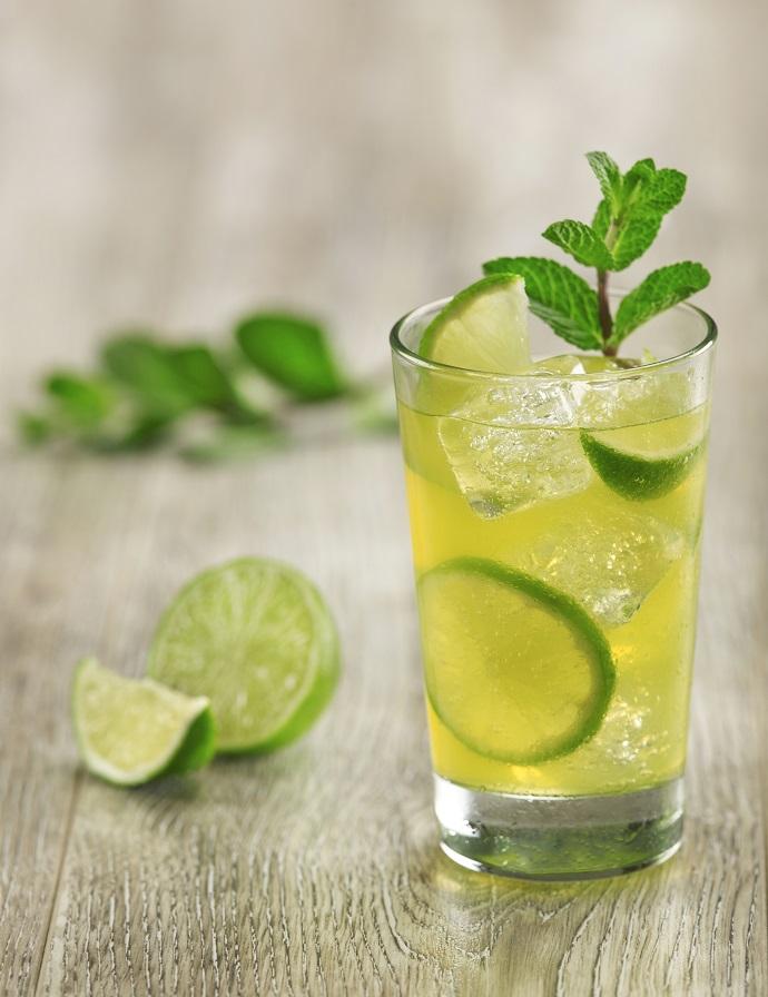 лимонад с лаймом и грейпфрутом рецепт с фото