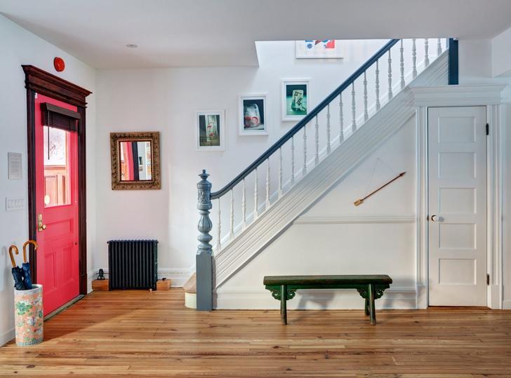 «Дом для любителей кошек и книг» в Бруклине (фото 14)