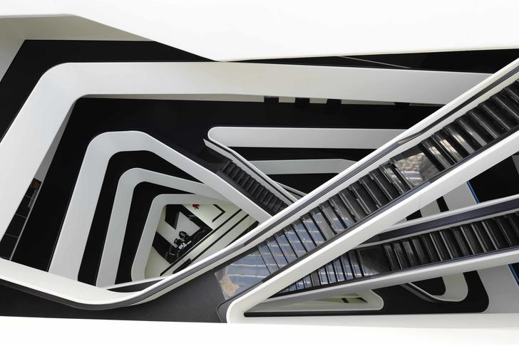 Главные проекты Zaha Hadid Architects в России (фото 24)