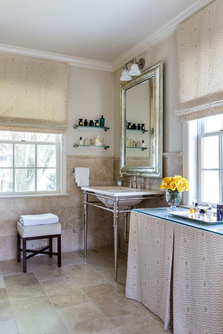 Тренды 2020: дизайн ванной комнаты (фото 16)