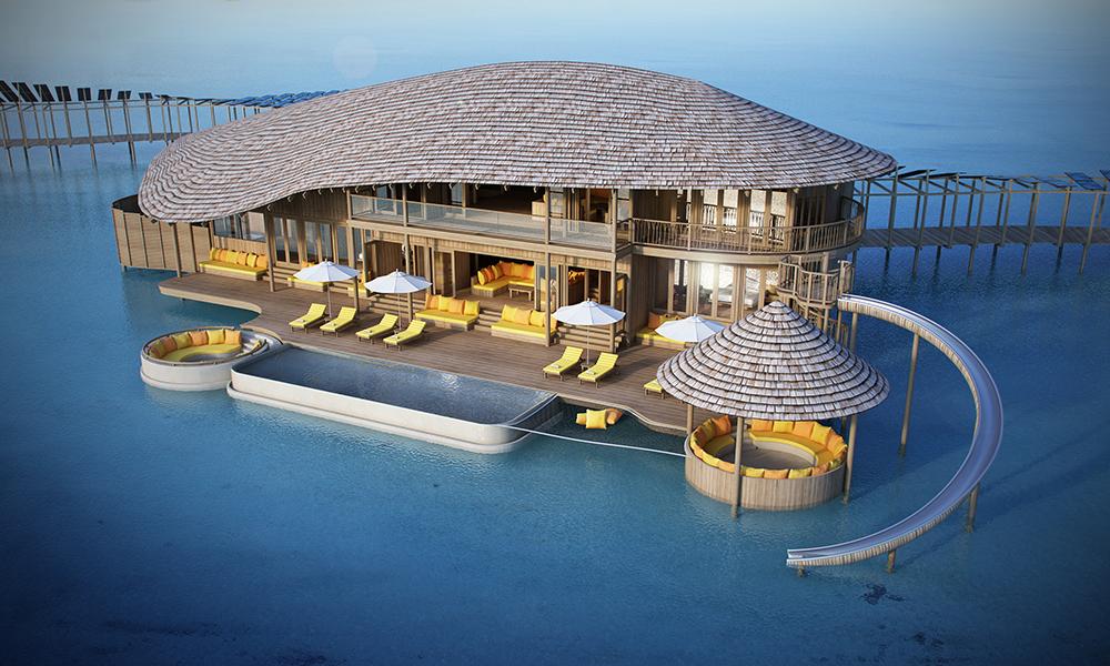 Сеть эко-курортов Soneva открывает новый отель | галерея [1] фото [4]
