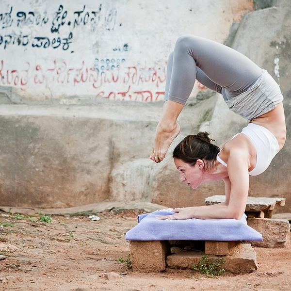 ВСТАЛА В ПОЗУ: 7 мотивирующих йога-аккаунтов | галерея [7] фото [6]
