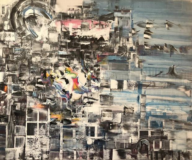 Какого художника называют «королем абстракции» во Франции? (фото 11)