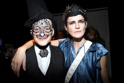 Гости бала-маскарада Dior в Париже (галерея 3, фото 13)