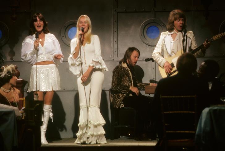 Dancing Queen: как одеться в стиле ABBA (фото 0)