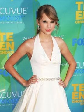 Тэйлор Свифт на Teen Choice Awards 2011