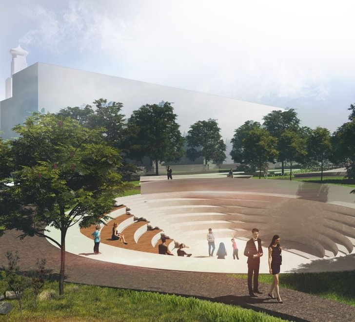 В Екатеринбурге появится филармония по проекту Zaha Hadid Architects (фото 7)