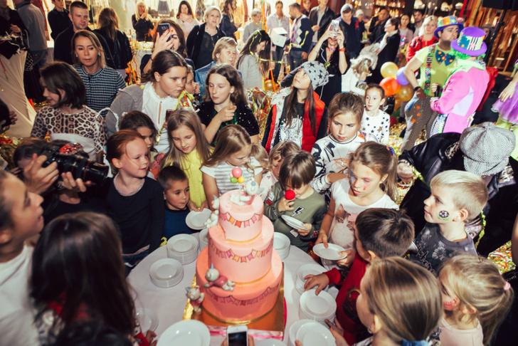 Двадцатилетие сети детских торговых центров «Винни» фото [5]