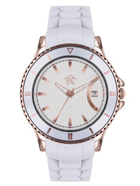 Модные часы 2013 из металлов двух цветов