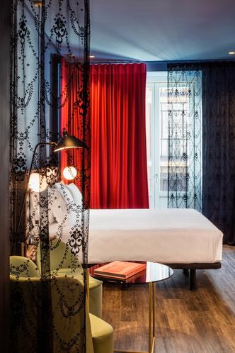 Отель с нетрадиционной ориентацией в Мадриде (фото 12.1)