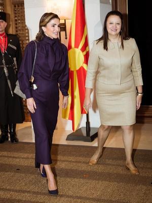 От Меган Маркл до Шейхи Моза: самые модные женщины-политики (фото 12)