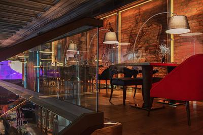 Нельзя пропустить: рестобар I Van Gogh на Большой Лубянке (галерея 3, фото 1)