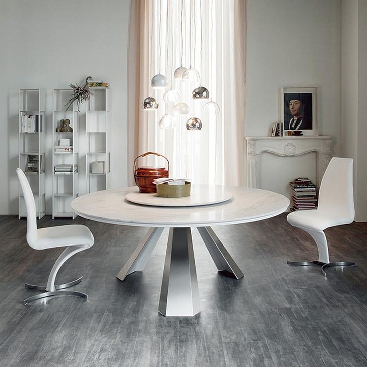 Новый поворот. 10 модных столов для праздничного застолья фото [11]
