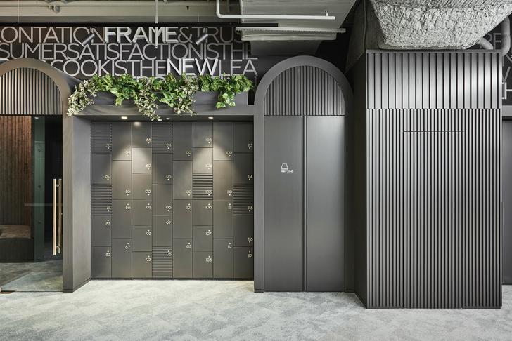 Офис L'Oréal по проекту IND Architects в Москве (фото 16)