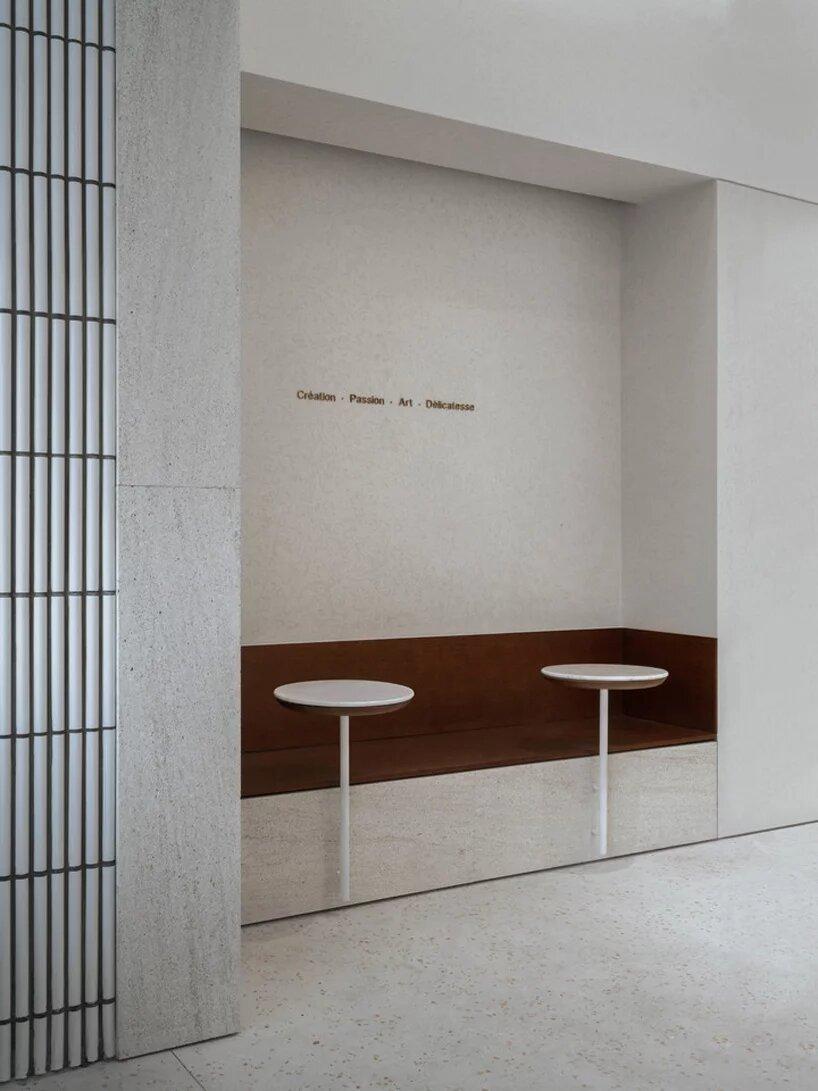 Кондитерская в Ханчжоу в голубых тонах (галерея 9, фото 1)
