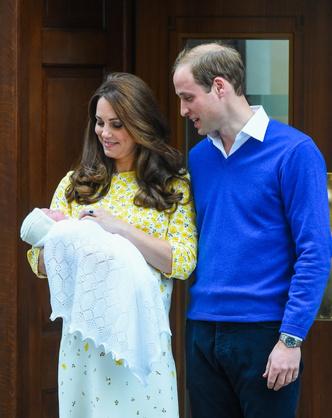 Объявлено имя новорожденной дочери Кейт Миддлтон и принца Уильяма