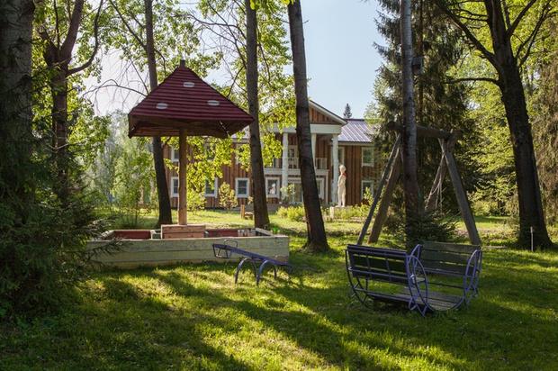 Планы на майские: дизайнерские отели недалеко от Москвы (фото 36)