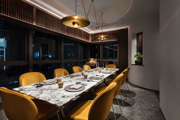 Изысканный японский ресторан Ryota Kapou Modern (фото 8)