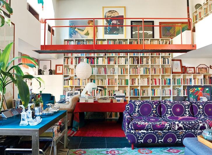 Дом-легенда: миланская квартира Гаэ Ауленти (фото 2)