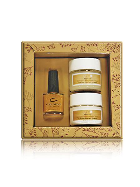Золото и миндаль Almond Gift Pack