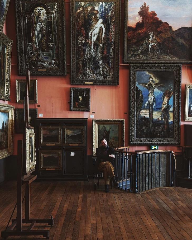 Уют и покой: 5 атмосферных музеев Парижа (фото 17)