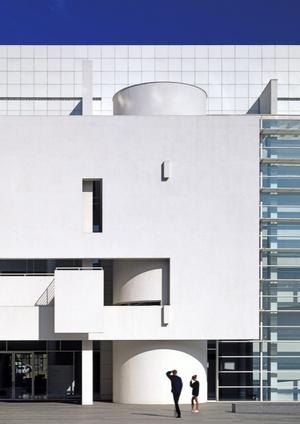 Белый рыцарь: архитектор Ричард Мейер (фото 37.1)