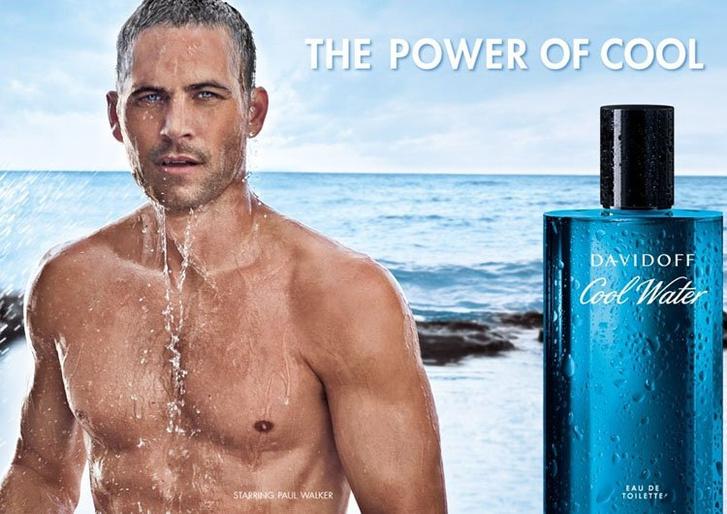 Рекламная кампания Coty Prestige Davidoff